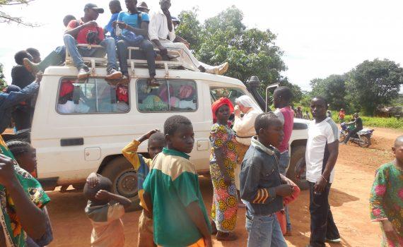 Sesja formacyjna we wiosce Zamboi