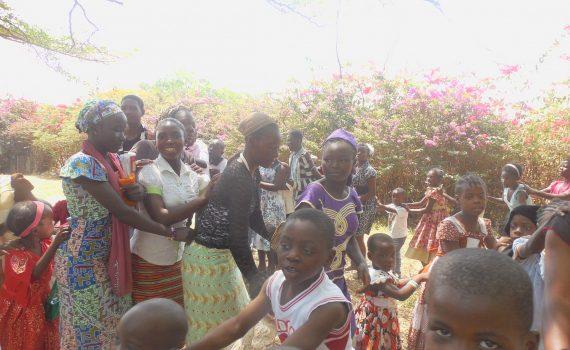 Dzień przyjaźni w Borongo
