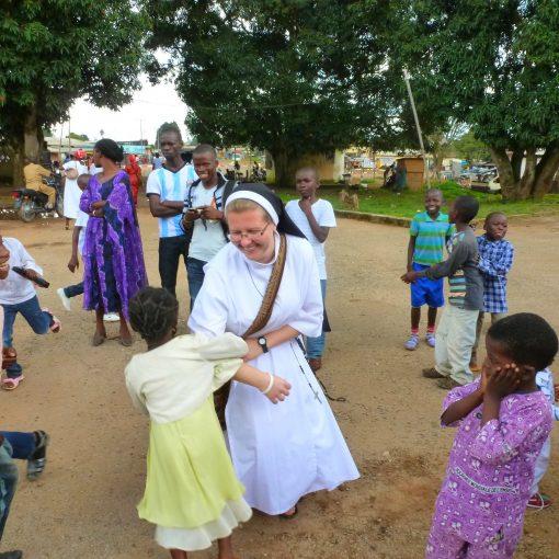Nowa siostra misjonarka